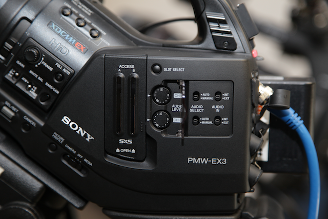 SONY CINEALTA PMW EX3