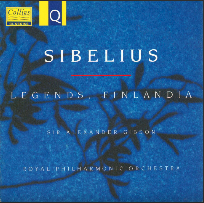 Sibelius – Legends and Finlandia